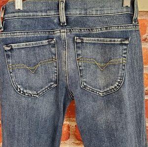 Diesel Liv Jeans Size  26 x 30